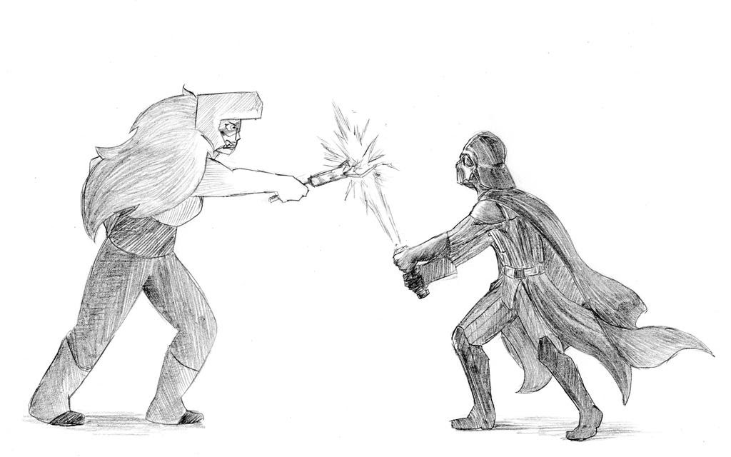 Request by Fanfiction.net user Edgar H. Sutter/DeviantArt user From Star Wars/Steven Universe crossover fanfiction Gem Wars Content shown: Jasper vs Darth Vader Note: None of the concepts are mine.