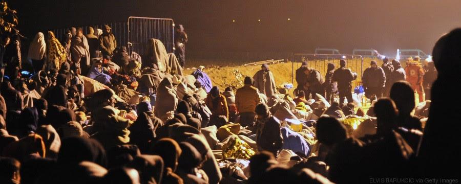 refugees sweden borders