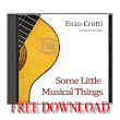 "Free MP3: ""Some Little Musical Things"" (free version) 