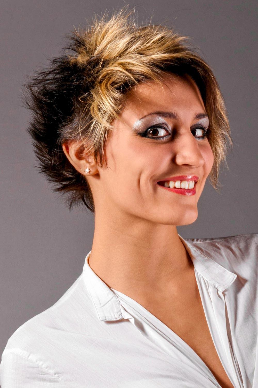 27 Freche Kurzhaarfrisuren Fr Pfiffige Frauen Haartrends