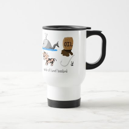 Whale Oil Beef Hooked fun slogan Coffee Mug