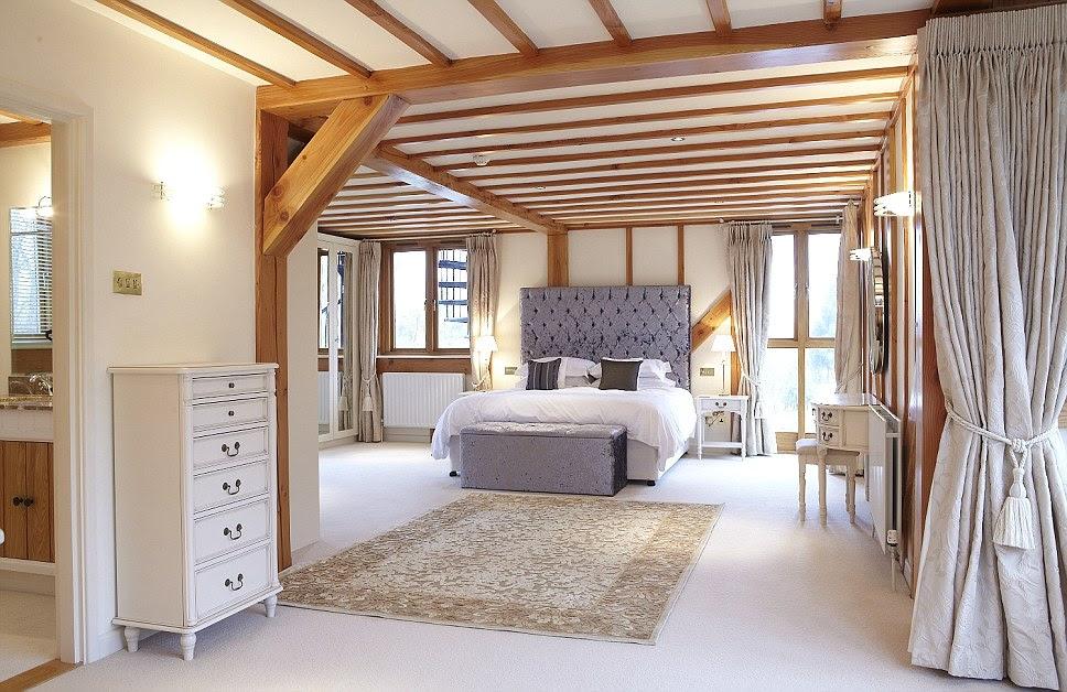 Tempsford Mill bedroom