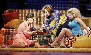 Dolly Parton's 9 to 5 to end Broadway Run in September