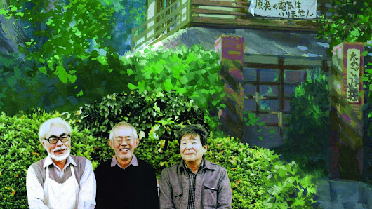the Kingdom of Dreams and Madness: Un documental del Studio Ghibli | Reseña