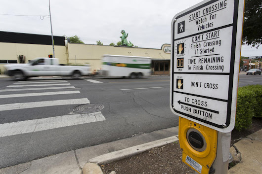 In Austin, Traffic Safety Improvements Come to Those Who Ask