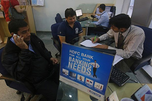 Forbes India Magazine - HDFC Bank to link up with 5 fintechs for digital boost