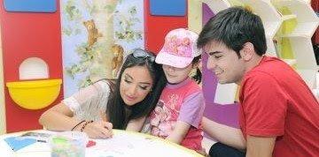 АЗЕРБАЙДЖАН. Лейла Алиева провела развлекательное мероприятие для детей из детдома
