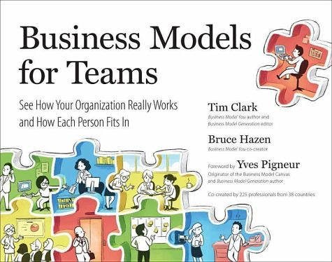 Business Models for Teams - Building Effective Teams in Your Business