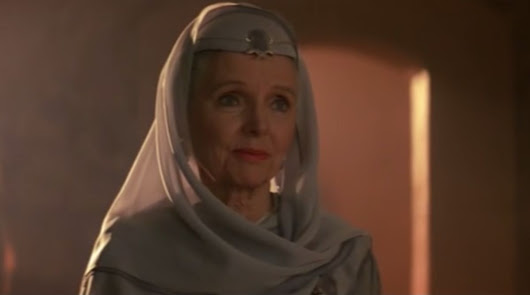 Honoring the mothers of Star Trek for Mother's Day