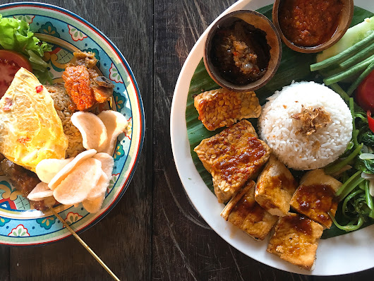 Where to eat great food in Sanur, Bali!