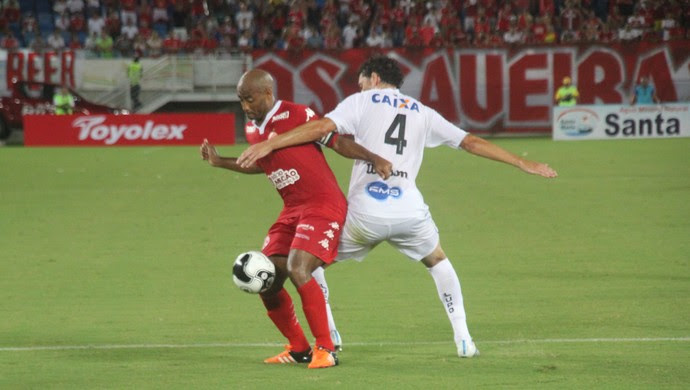 América-RN x ABC Arena das Dunas (Foto: Fabiano de Oliveira)