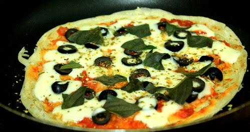 Pizza Parotta
