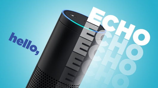 Amazon's Echo Might Be Its Most Important Product In Years
