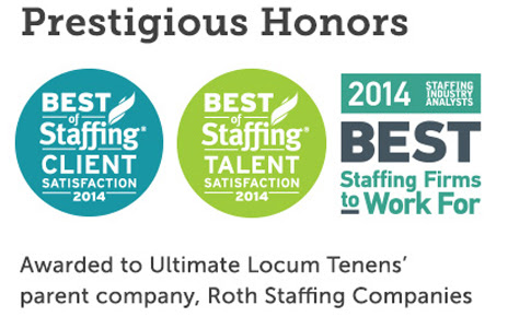 Jobs and Careers at the Ultimate Locum Tenens  Talent Network