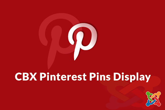 CBX Pinterest Pins Display Module for Joomla
