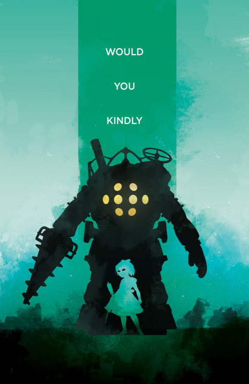 Bioshock: Would You Kindly by Dylan West