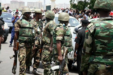 Is the Army Directly Involved in IPOB-Hausa Clash in Oyibo? See What a Spokesman Has to Say