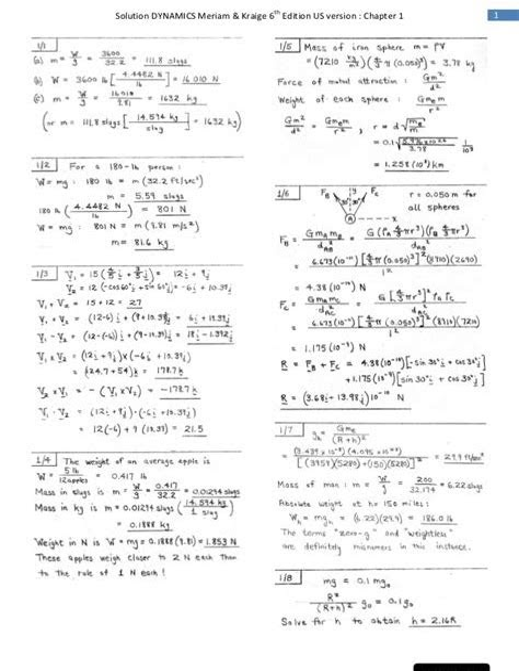 Read engineering-mechanics-dynamics-7th-meriam-solution