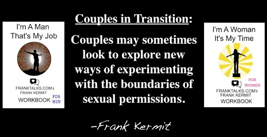 Couples in Monogamy and Non-Monogamy Transitions