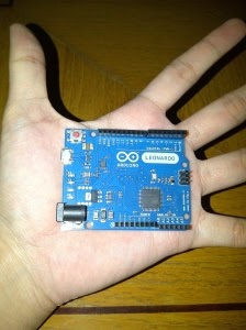 Arduino Leonardo Dari Mas Dewo