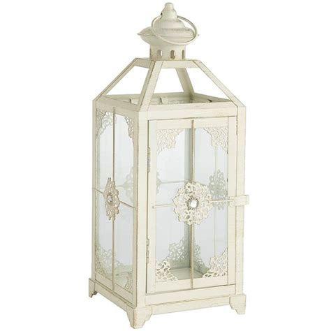 Medium Jeweled Lantern   White   Pier 1 Imports   Our Day