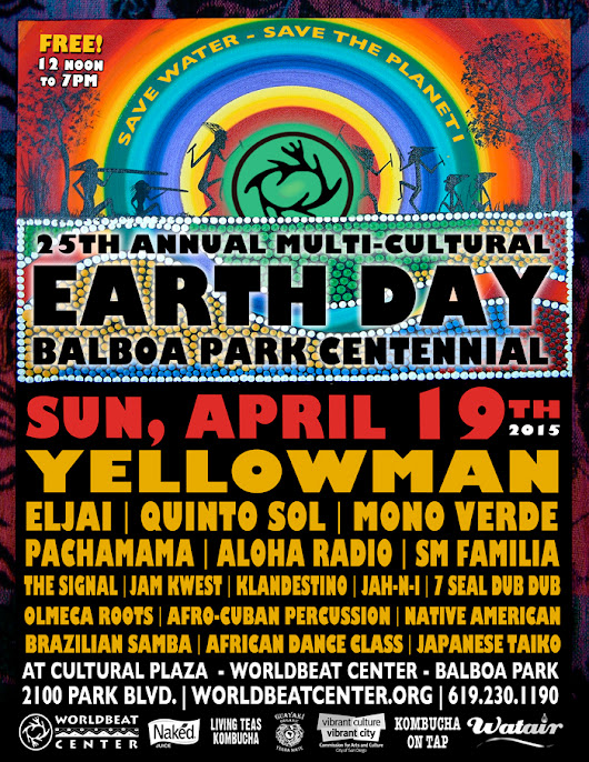 25th Annual Multi-Cultural Earth Day - WorldBeat Center