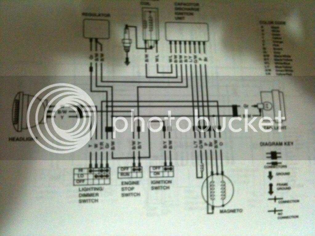 Old 250 Wire Diagram Suzuki Atv Forum