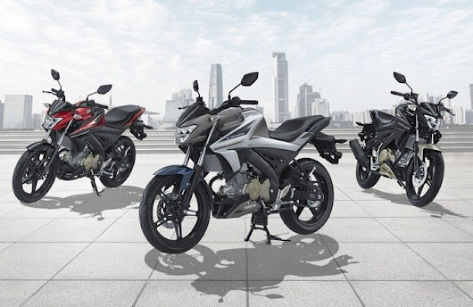 All New Vixion VS All New Vixion R VS Honda Cb150r