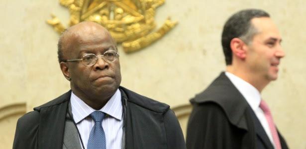 Alerto o Brasil que este é só o 1º passo, diz Barbosa após absolvição no STF