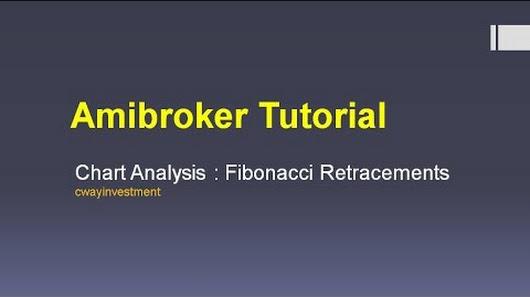 Amibroker tutorial plus  // brookatlyrag ml