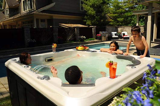 Game Night Twist - Use Your Hot Tub! - Women Fitness Magazine