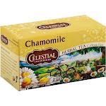 Celestial Seasonings Herbal Tea, Chamomile - 20 bags, 0.9 oz box