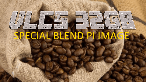 VLCs 32gb 'Special Blend' Pi Image - A Perfect Start Off Image Done Right - Arcade Punks