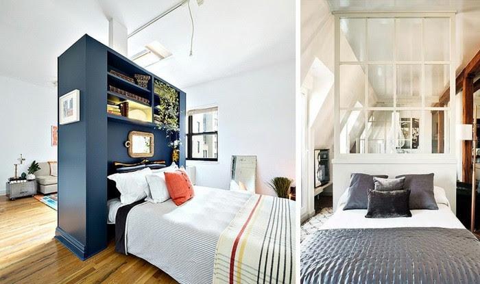 Schlafzimmer Kleiner Raum Ideen   21 Fantastische ...
