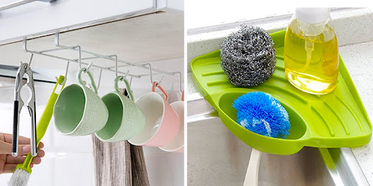 12 Genius Things Your Kitchen Sink Needs Right Now