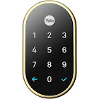 Nest x Yale Lock RB-YRD540-WV-605 - Door lock - electronic - smart lock - touch keypad - bright brass
