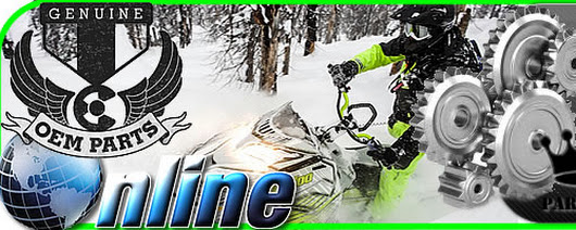 Best place for Ski-Doo parts online.