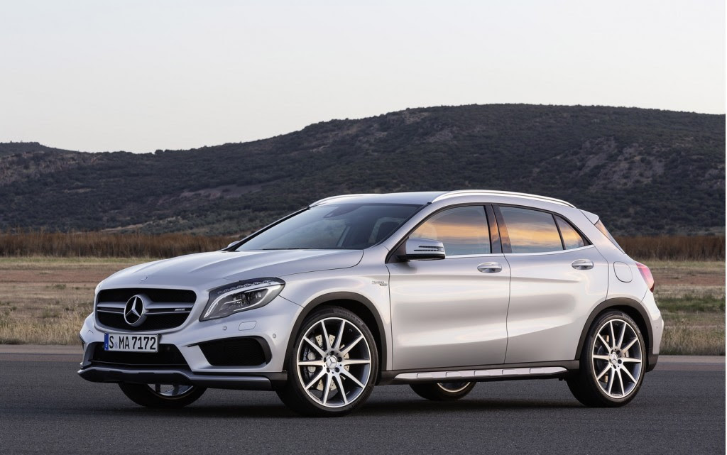 2015 Mercedes-Benz GLA45 AMG: Best Car To Buy Nominee
