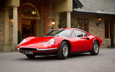 Ferrari at 70 Dino 246 | The history of Ferrari - 70 years of the most famous name in the world ...