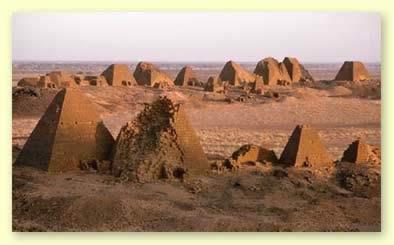 More Pyramids of Meroe