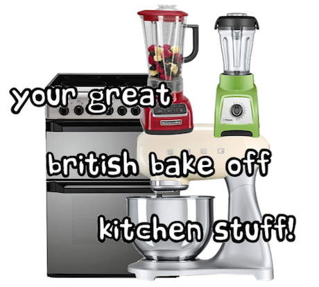 Your Great British Bake Off