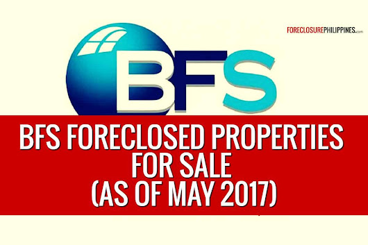 944 BFS Foreclosed Properties for sale as of May 2017