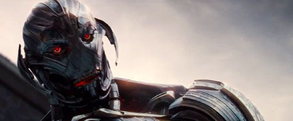 Ultron (voiced by James Spader) will show that he's a force to be reckoned with in 2015's AVENGERS: AGE OF ULTRON.