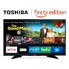 "Toshiba 43LF621U19 - 43"" Class LED - 2160p – Smart 4K UHD TV with HDR – Fire TV Edition - Black"