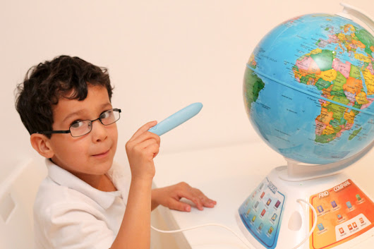 Oregon Scientific Smart Globe Review - In The Playroom