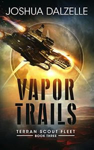 Vapor Trails by Joshua Dazelle