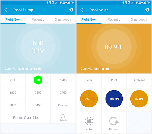 Automated Pool Controller