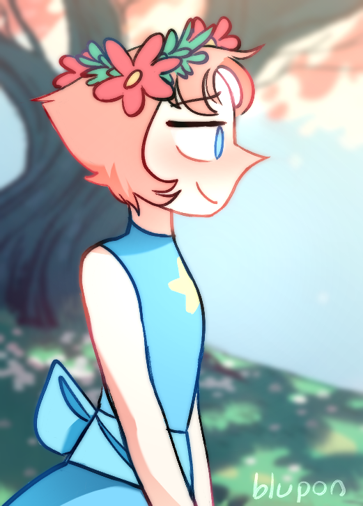 *adds 3456765768 filters onto a drawing* ah yes…Art™ background by steven universe.