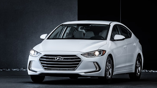 2017 Hyundai Elantra Eco priced from $21,485