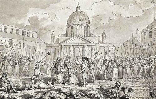 Résultat d'images pour victimes martyrs révolution française
